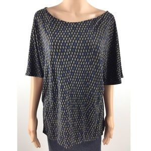 French Connection Women's Sleeve Shirt Sz L I627